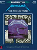 Metallica - Ride the Lightning Songbook: For Drums (Percussion) (English Edition)