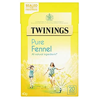 Twinings Cleansing Fennel 20 Tea Bags 40g