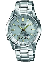 Casio Herren-Armbanduhr Analog - Digital Quarz Resin LCW-M100DSE-7A2ER