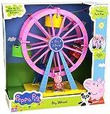 Peppa Pig - Parque de atracciones, color rosa (Bandai 05582)