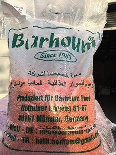 Barhoum Food Rote Linsen 5KG Sack Red Lenses Hülsenfrucht