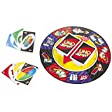Uno Spin Game To Go by Mattel
