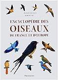 Image de Encyclopédie des oiseaux de France et d'Europe