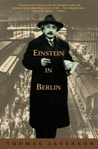 Einstein in Berlin por Thomas Levenson