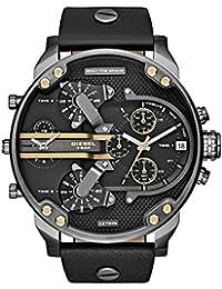 1bc273af63b5 Reloj Hombre Diesel DZ7348 Mr Daddy 2.0 – Piel y Esfera Negro ...