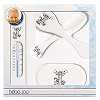 bébé-jou 6250 - Geschenkset Disney Tigger Weiß