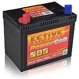 ECTIVE EPC53034 Rasentraktor Batterie 30Ah (DIN 53034) PowerCell SMF