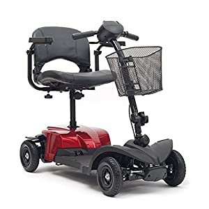 Livewell Shopper 4mph Portable Mobility Scooter Travel Car Boot Scooter