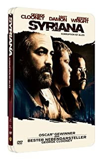 Syriana (Limited Special Edition, Steelbook)