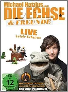 Michael Hatzius - Die Echse & Freunde: Live