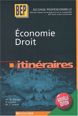 Economie Droit, 2de BEP