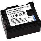Bresser Batterie de rechange Lithium-Ion pour Canon BP-808