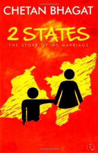 2 States: The Story of My Marriage price comparison at Flipkart, Amazon, Crossword, Uread, Bookadda, Landmark, Homeshop18