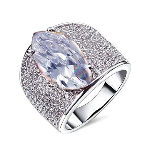 amdxd-jewelry-plaque-or-femme-bagues-de-fiancailles-argent-solitaire-marquis-cz-taille-54comme-cadea