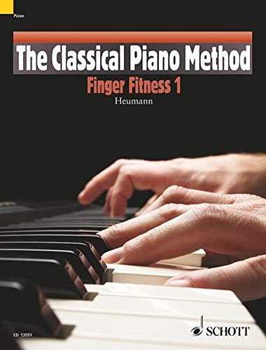 The Classical Piano Method: Finger Fitness 1 (English and German Edition) by Hans-Gunter Heumann (2013-03-01)