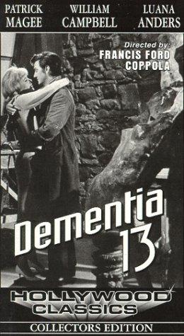 Preisvergleich Produktbild Dementia 13 [VHS]