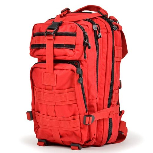 Rothco Army Rucksack Medium Tactical Transport Pack rot -