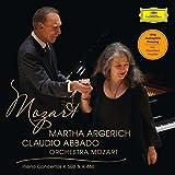 Mozart: Piano Concerto No.25 in C Major K.503; Piano Concerto No.20 in d Minor K.466 (Tirage Limité)
