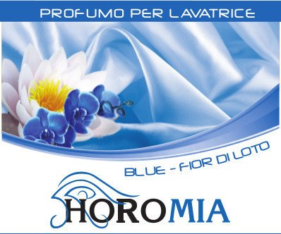 Horomia BLUE Essenza Profuma Bucato