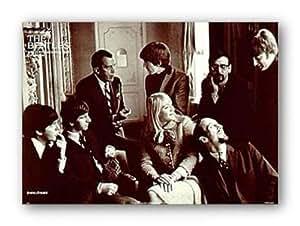 Beatles Stampa Artistica (71,12 x 50,80 cm)