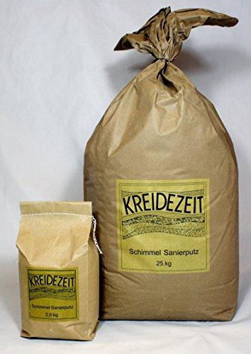 Schimmel Sanierputz 2,5 kg Kreidezeit