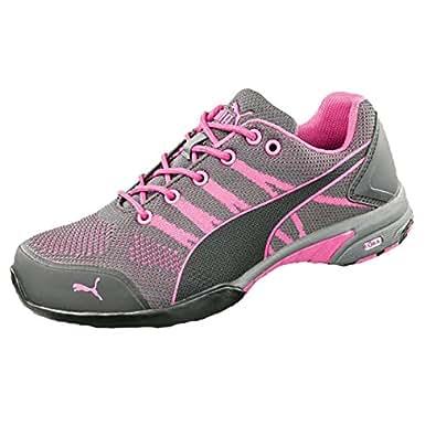 Chaussures de s curit puma celerity knit rose bricolage - Amazon chaussure de securite ...