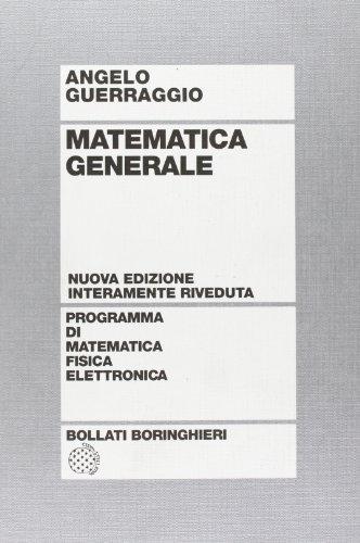 Matematica generale