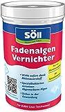 Söll 11607 FadenalgenVernichter - Besonders effizent & ergiebig - Sicher in der Anwendung - 250 g