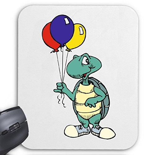 Schildkröte mit Ballons Cartoon Zeichentrick Spass Film Serie Dvd