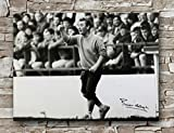 Huawuque Brian Clough Nottingham Forest Autogramm,