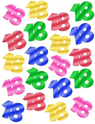 Confettis géants 18 ans 3609810029408