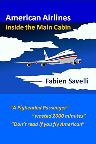 american-airlines-inside-the-main-cabin-english-edition