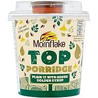 Mornflake Polenta Top Con Lyles Oro Sciroppo