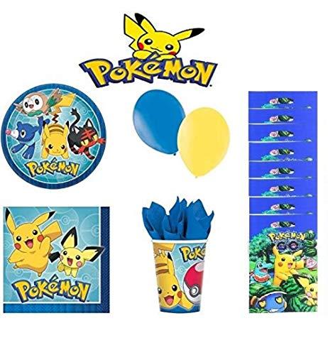 (Pokemon Geburtstag Kit 16 Personen)