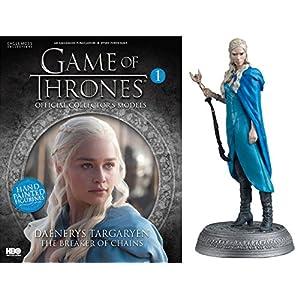 HBO - Figura de Resina Juego de Tronos. Game of Thrones Collection Nº 1 Daenerys Targaryen 4