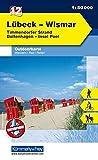 Outdoorkarte 12 Lübeck - Wismar 1 : 50.000: Wandern, Rad, Reiten. Timmendorfer Strand, Boltenhagen (Kümmerly+Frey Outdoorkarten Deutschland) - Kümmerly + Frey