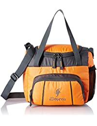 iStorm Spice Orange Lunch Bag Polyester Lunch Bag