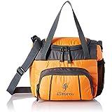 Istorm Orange & Grey Polyester Lunch Bag