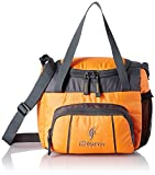 Istorm Orange & Grey Polyester Lunch Bag
