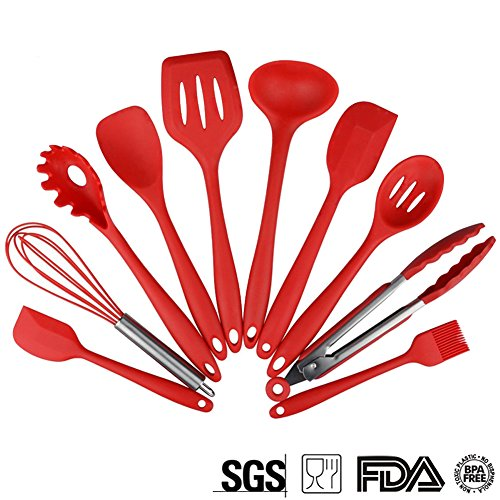10pcs-cooking-tools-set-aigumi-premium-silicone-kitchen-utensils-cooking-utensils-heat-resistant-bak