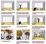 Papier Peint Murales Salon Papier Peint Mural Dames Japonaises Image Pour La Décoration Murale Pour Le Restaurant Bar Salon De Divertissement, 200Cmx140Cm
