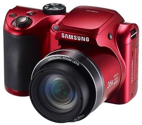 Samsung EC-WB100 ( 16.4 Megapixel,26 -x opt. Zoom (3 Zoll Display) )