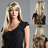 Forever Young XXX Long Ladies Blonde Fashion Wig Light Ash Blonde Lady Wigs . Amazing Vogue Wigs UK! by Forever Young
