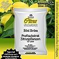 Zitruspflanzenerde Citrus Erde - 10 Ltr. - PROFI LINIE Substrat von GREEN24 auf Du und dein Garten