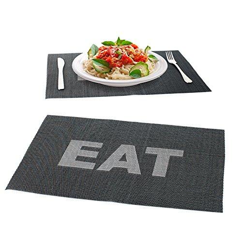Balvi - Set de Table Eat x2 textilene