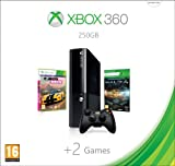 Xbox 360 250GB Console Plus Halo 4 (Game of the Year Edition) and Forza Horizon