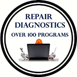 Picture Of PC Computer Laptop Repair Recovery Fix for Windows 10 8 7 Vista XP Disc DVD CD