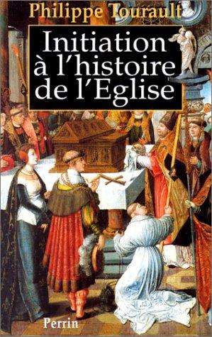 Initiation à l'histoire de l'Église