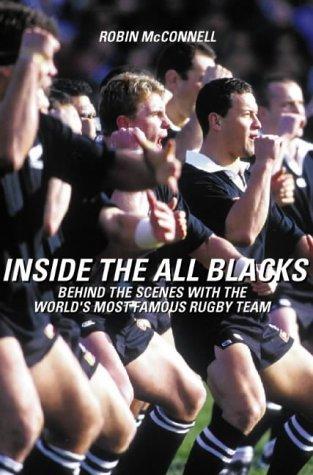 Inside the All Blacks por Robin McConnell