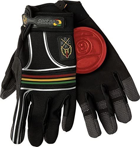 Sector 9 BHNC Slide Gloves S M M M - Rasta by Sector 9 Parent B015QF9F72 | nuovo venuto  | Consegna Immediata  | Modalità moderna  | Stravagante  5666e1
